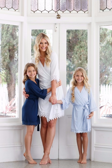 Le Rose Now Has Flower Girl Robes And They Are Everything