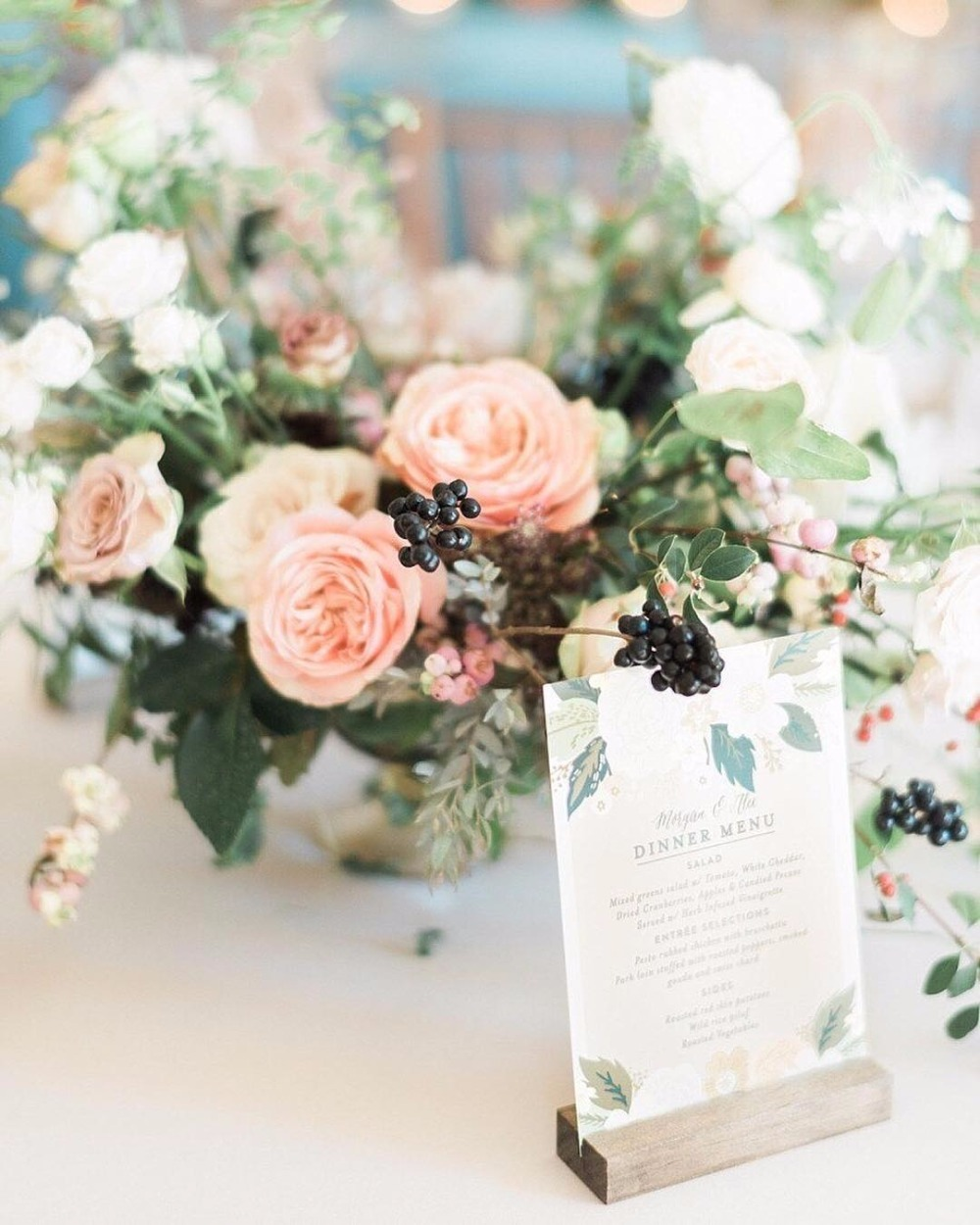 10 Times Minted Fit Seamlessly Into The Wedding