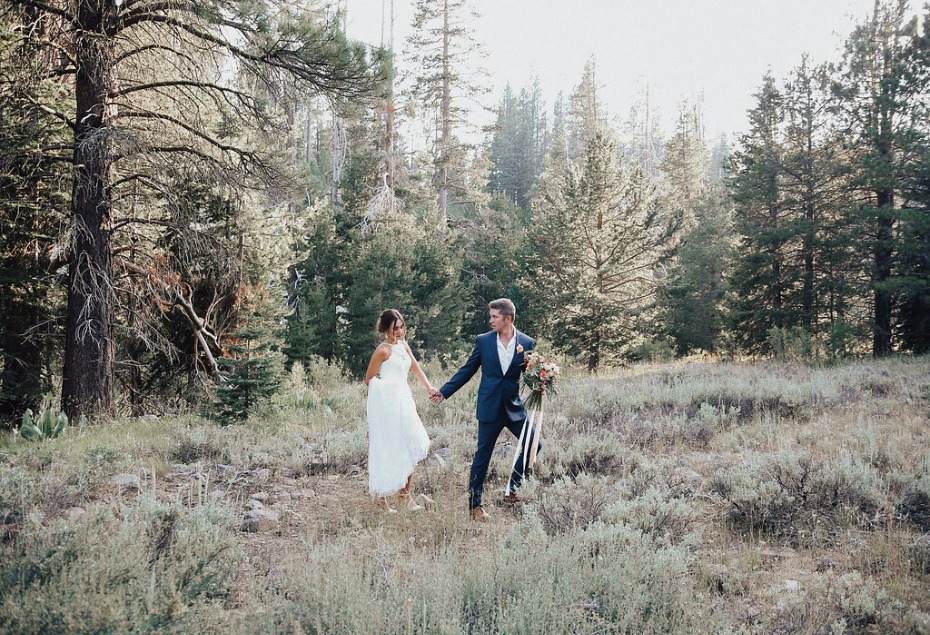 adventure wedding elopement for your wild side