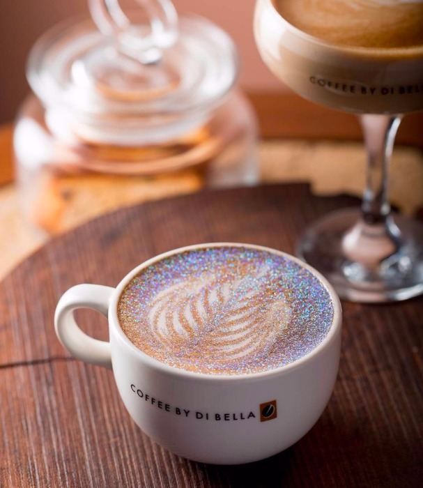 Are We Ready For A Glitter Capp Yet? Hmmm