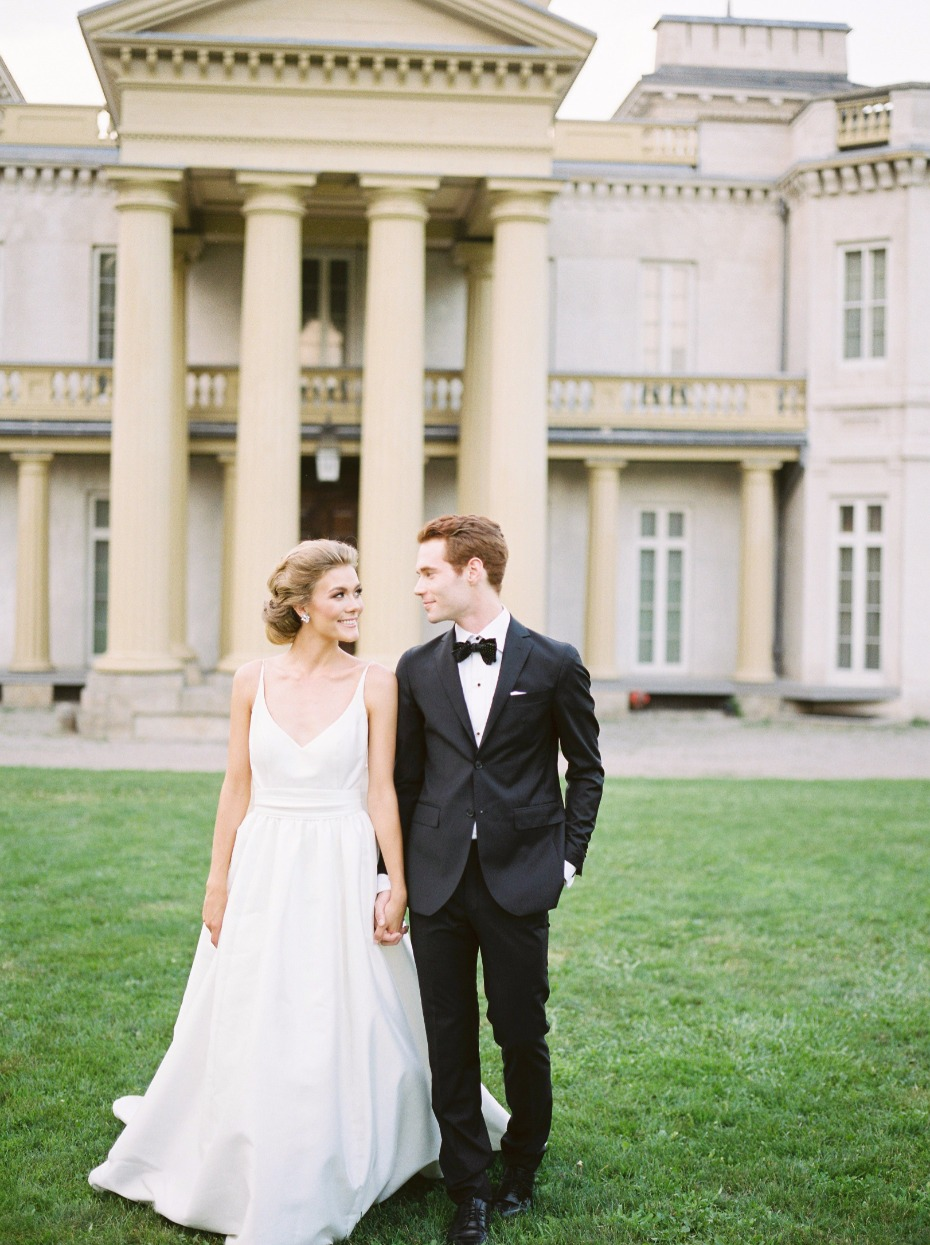 Classic Dundurn Castle Wedding ideas