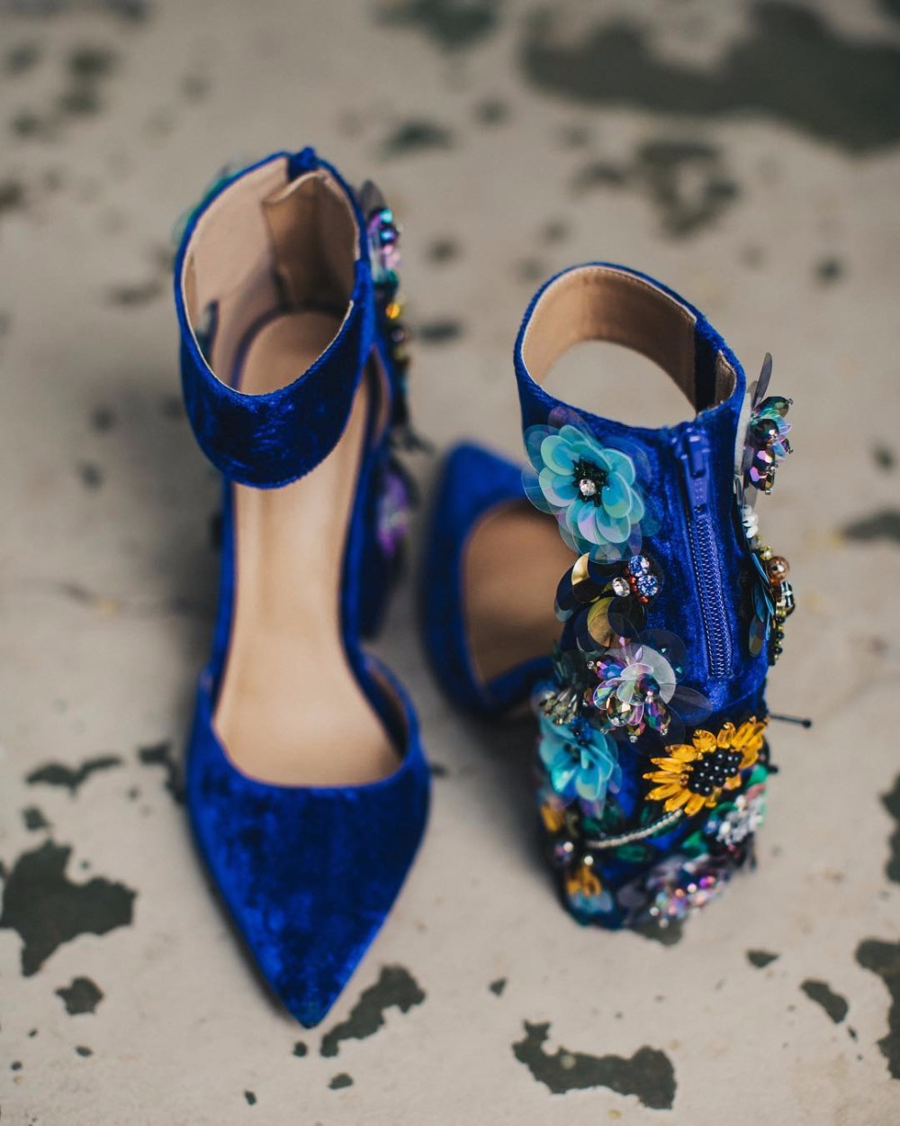 #TuesdayShoesday: 15 Pairs of the Most Baller Blue Shoes