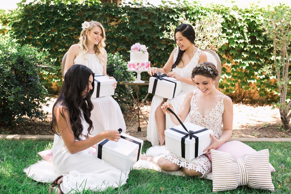 Spoil your bridesmaids