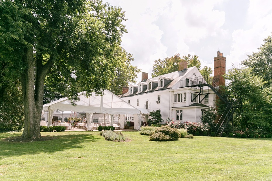 The Inn at Fernbrooks Farms wedding venue