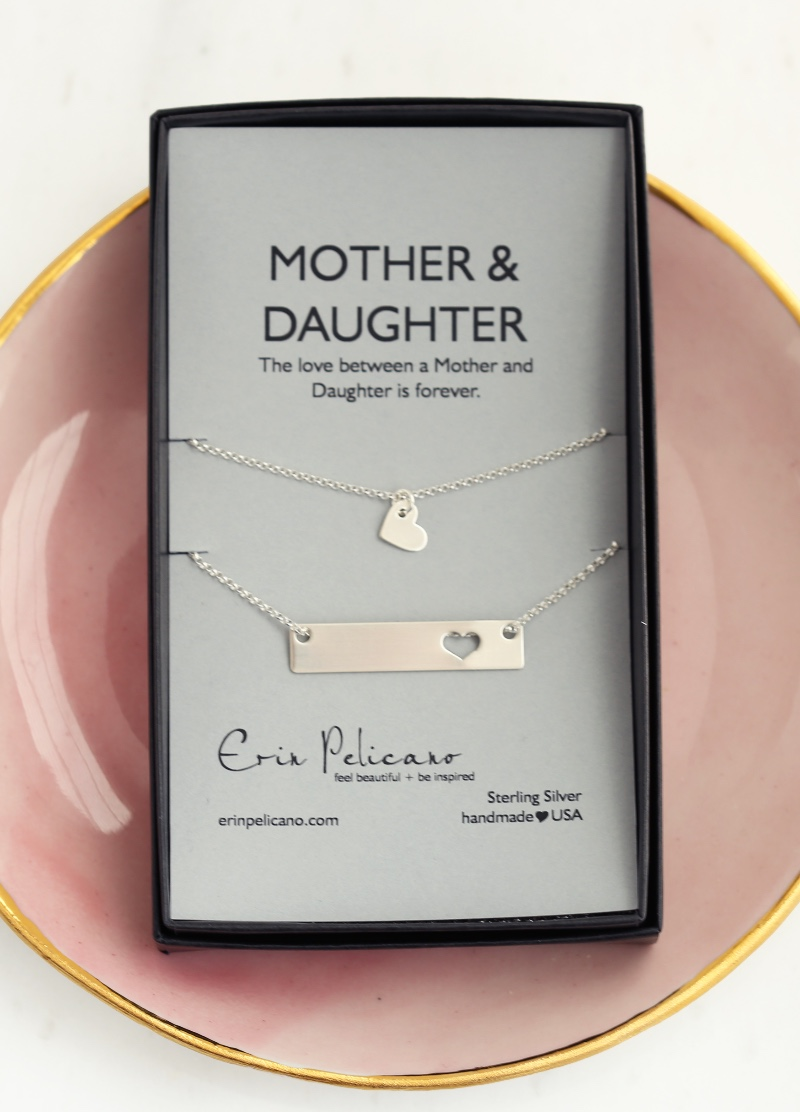 Celebrating the bond between Mothers & Daughters! Perfect Mother of the Bride Gifts.