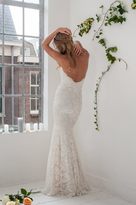 Olvi's White Loft Bridal Collection