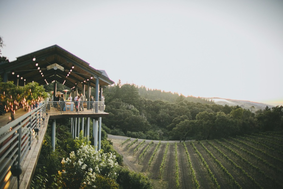 Thomas Fogerty Winery wedding venue