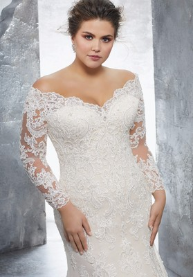 8 Glamorous Plus Size Wedding Dresses You'll Want To Wear
