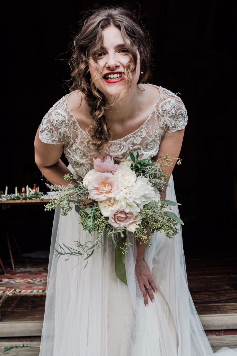 Her smile says it all! Book the talented Kate Uhry Photography to capture your happy day!