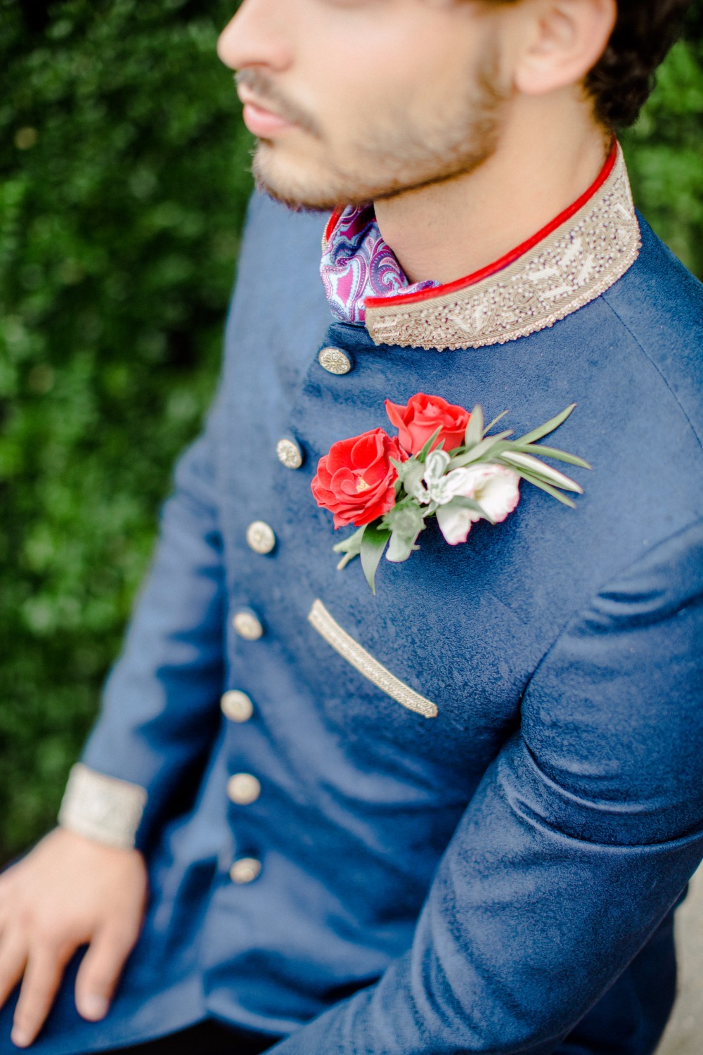 Trending - Classic Fall Wedding Meets Bollywood Glamour! You Gotta ...