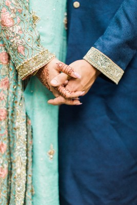 Classic Fall Wedding Meets Bollywood Glamour! You Gotta See This