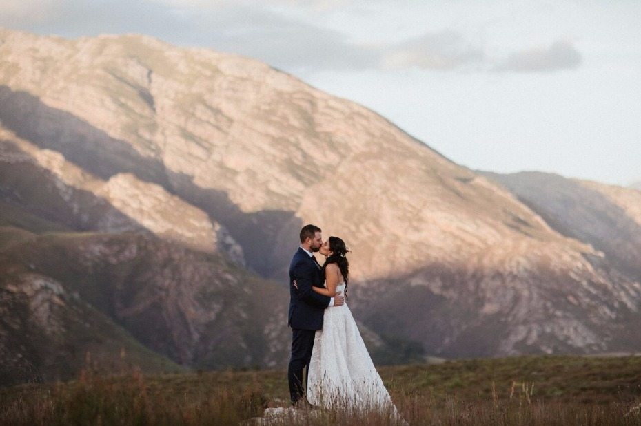 Dreamy South Africa wedding