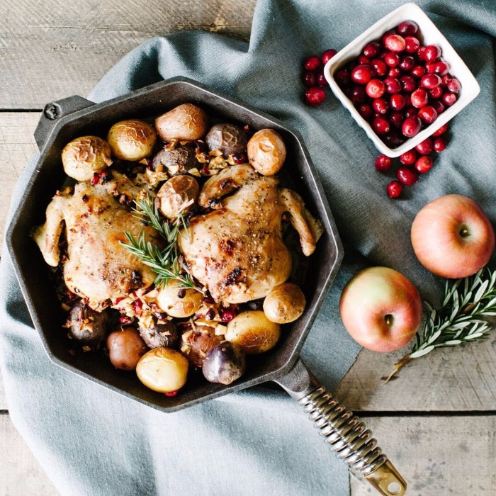 4 Holiday Recipes To Cook In Your Finex Cast Iron