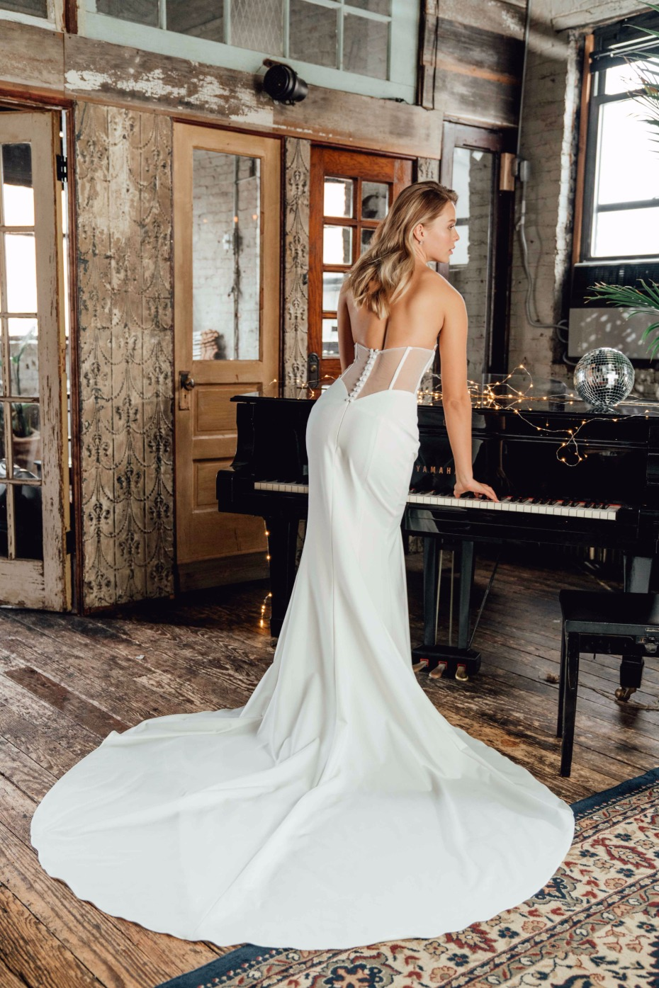 The Jesse Gown from Tulle New York