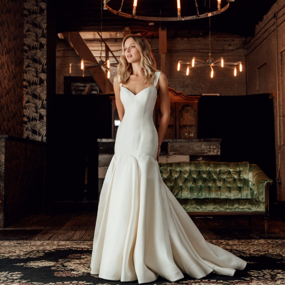 The Cameron gown from Tulle New York
