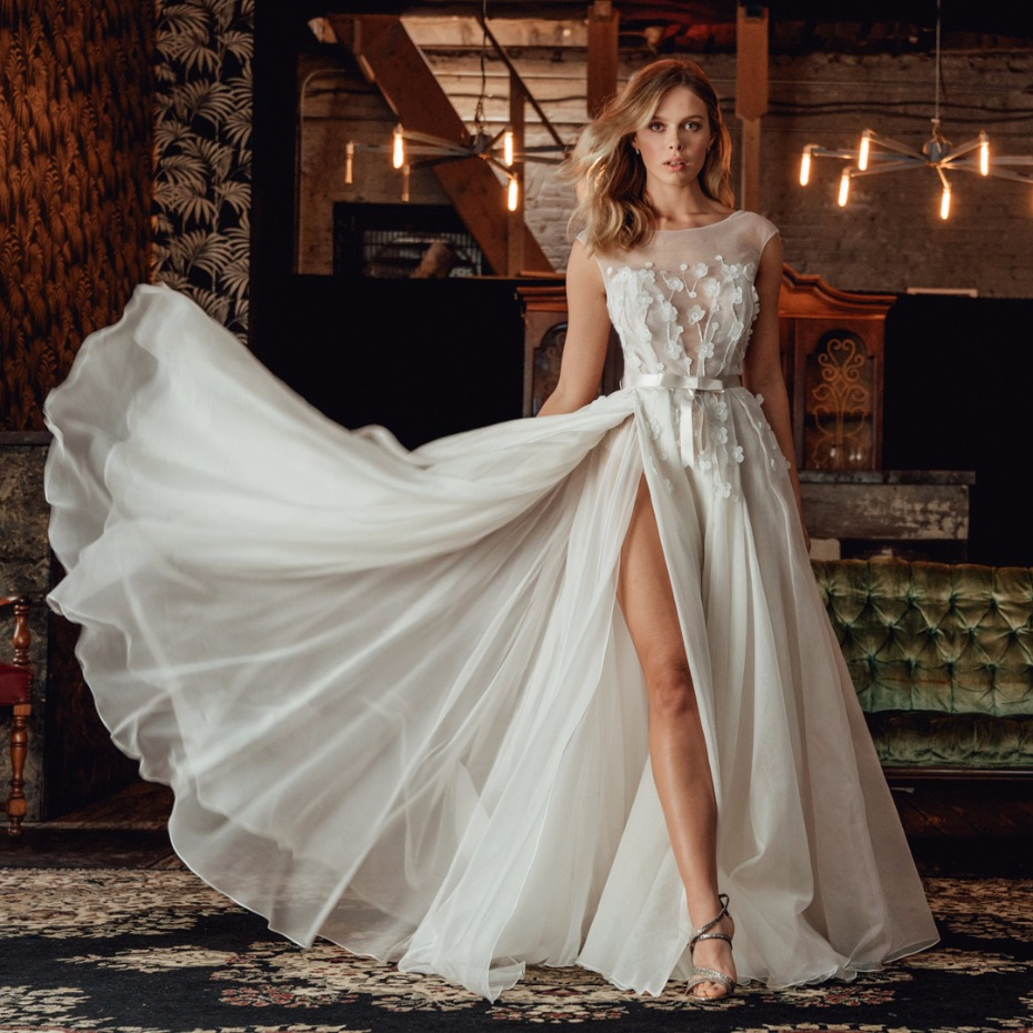 The Aria Gown from Tulle New York