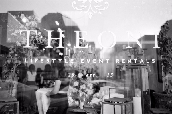 Theoni Lifestyle Event Rentals Beverly Hills