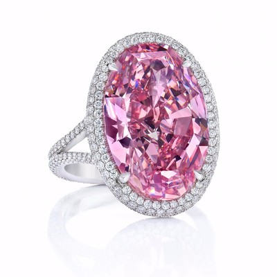7 Pretty Pink Stones to Compete With That $32Mill Stunner