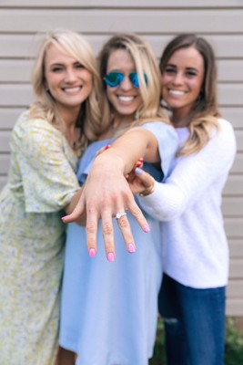 5 Ways to Show Support When Your Little Sib Gets Engaged