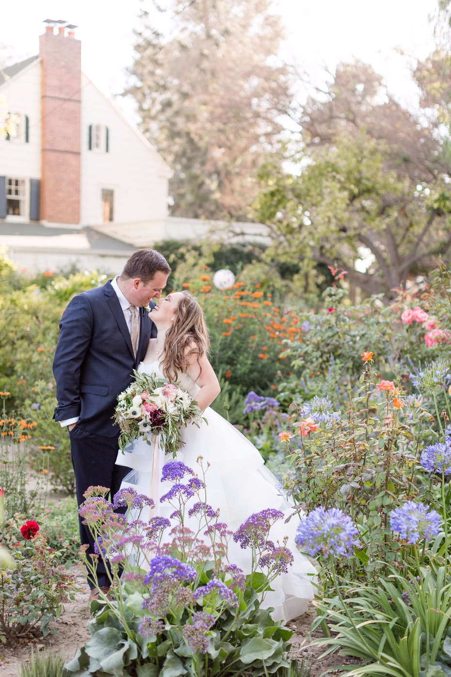 Gorgeous garden wedding venue
