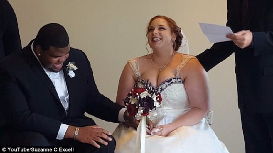 Bride's Father Writes Her Letter for her Wedding 20 Days Before He Dies