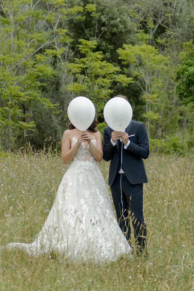 Forest After Wedding Photography in Athens