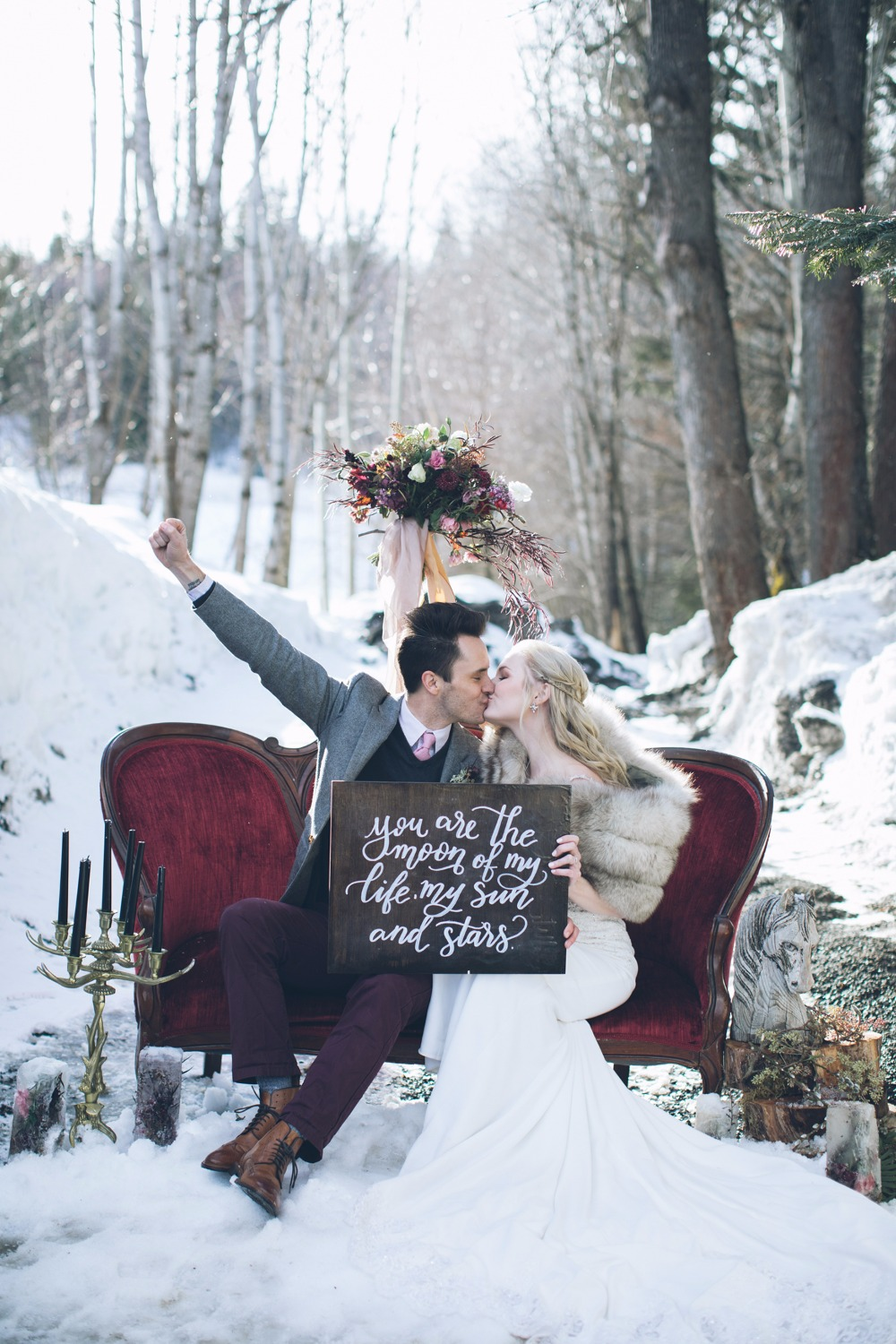Trending white winter wedding ideas will warm your heart 196 white winter wedding ideas will warm your heart junglespirit Gallery