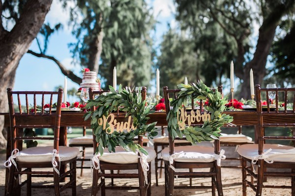 Tis the Season For a Tropical Christmas Wedding in Hawaii
