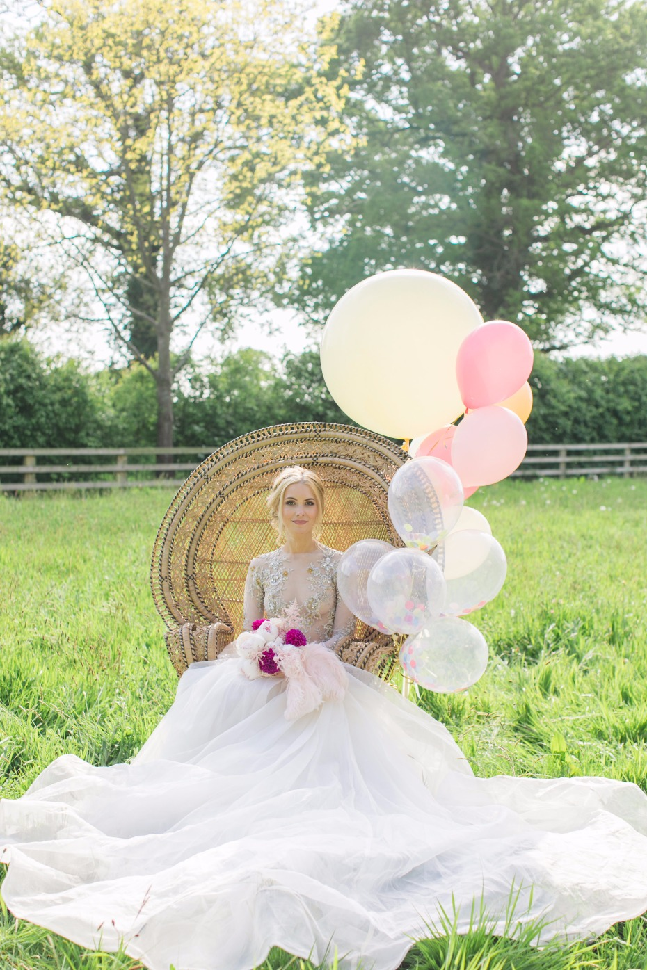Circus inspired wedding ideas for grown ups