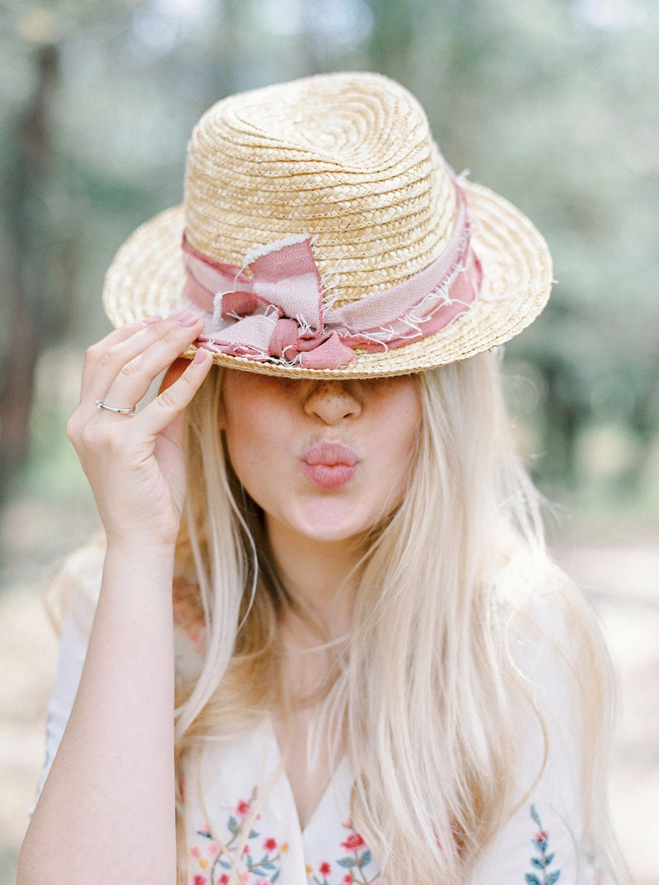 cute summer time photo shoot idea