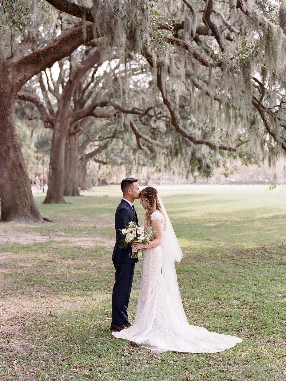 Gorgeous southern wedding