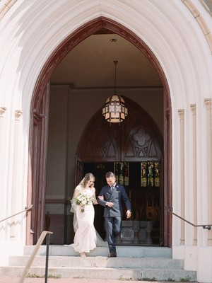 A Fun + Romantic Wedding in the Heart of Savannah
