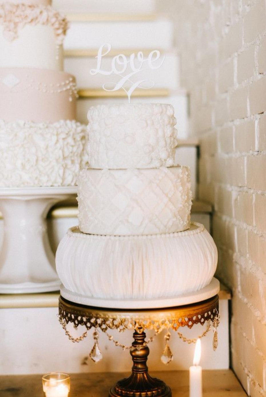 How Not to Cut Your Wedding Cake
