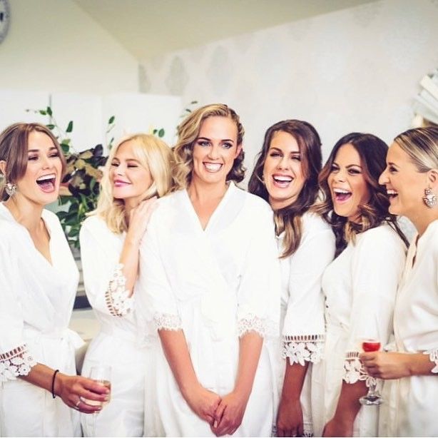 Share the special moments with your #bridetribe �