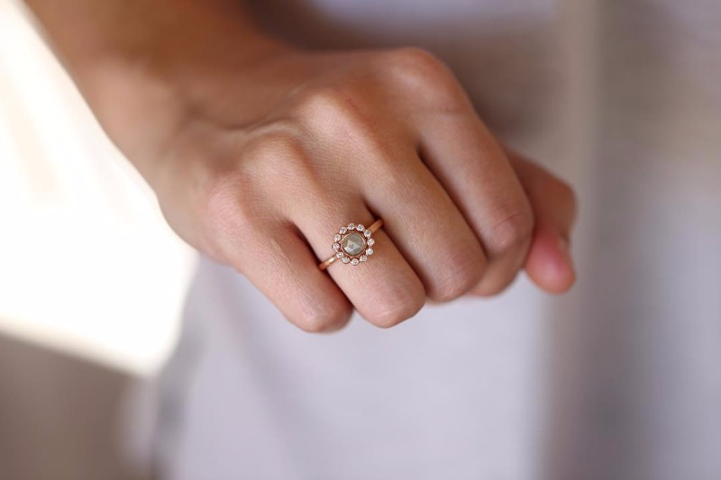 Casual Meets Couture at Denver's destination shop for custom engagement rings and unique diamond and gemstone jewelry!