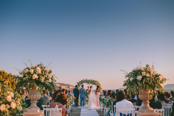 Let's Take A Minute To Stop And Enjoy The Beauty Of This Wedding