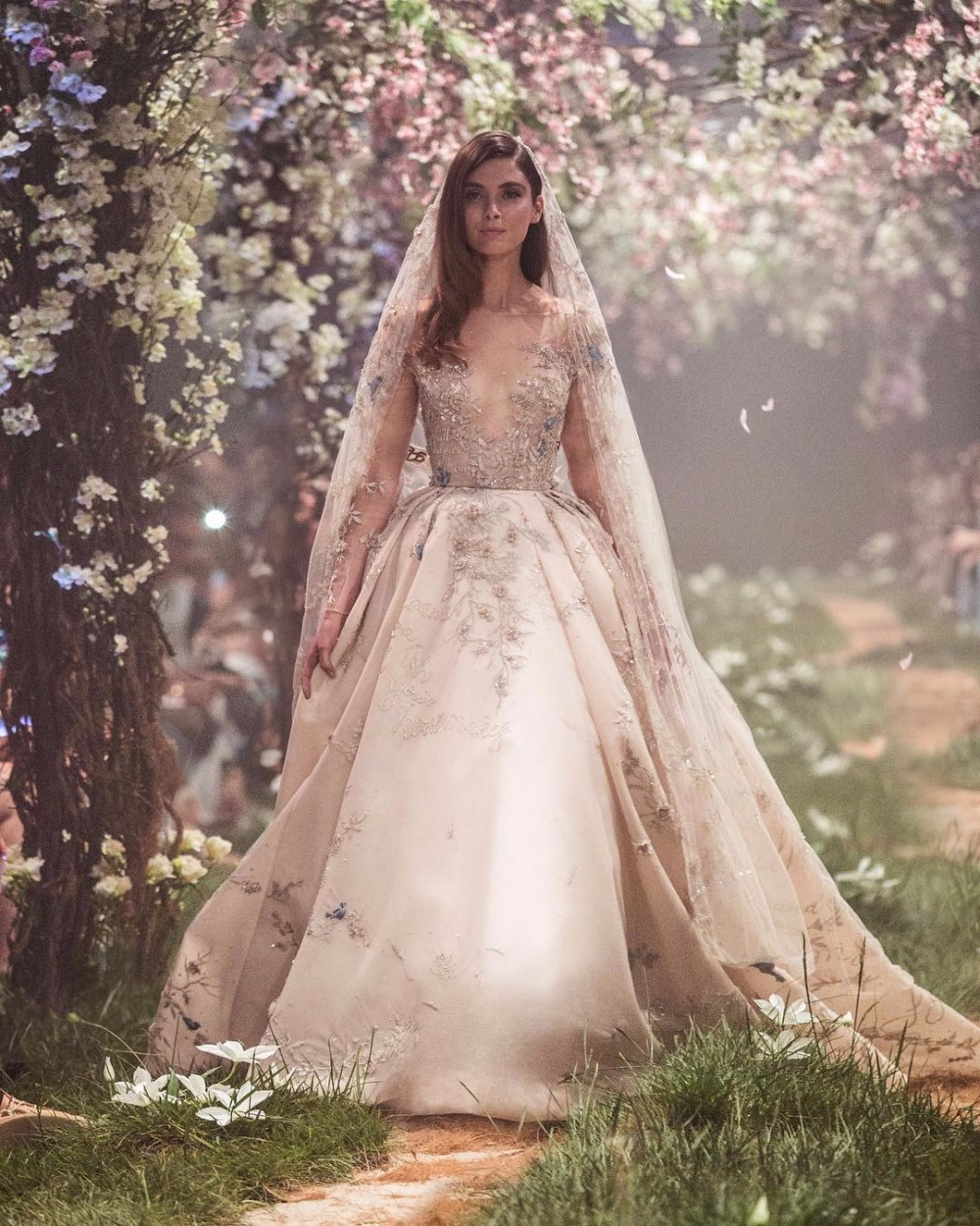 Disney Wedding Dresses 2019: New Disney Wedding Dresses By Paolo Sebastian