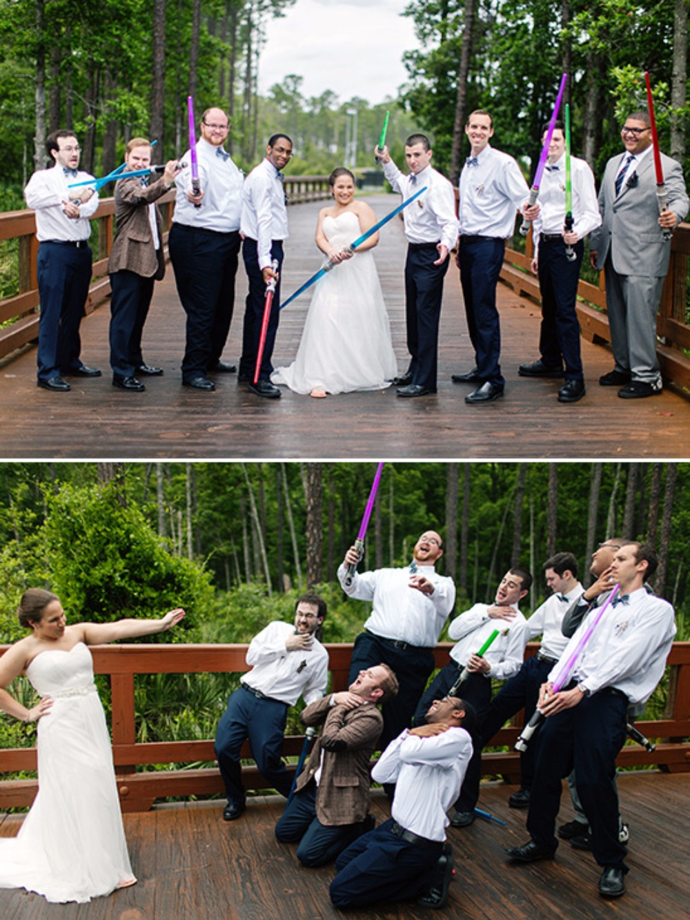 Star Wars Wedding.Trending How To Have A Star Wars Wedding Yes There Will