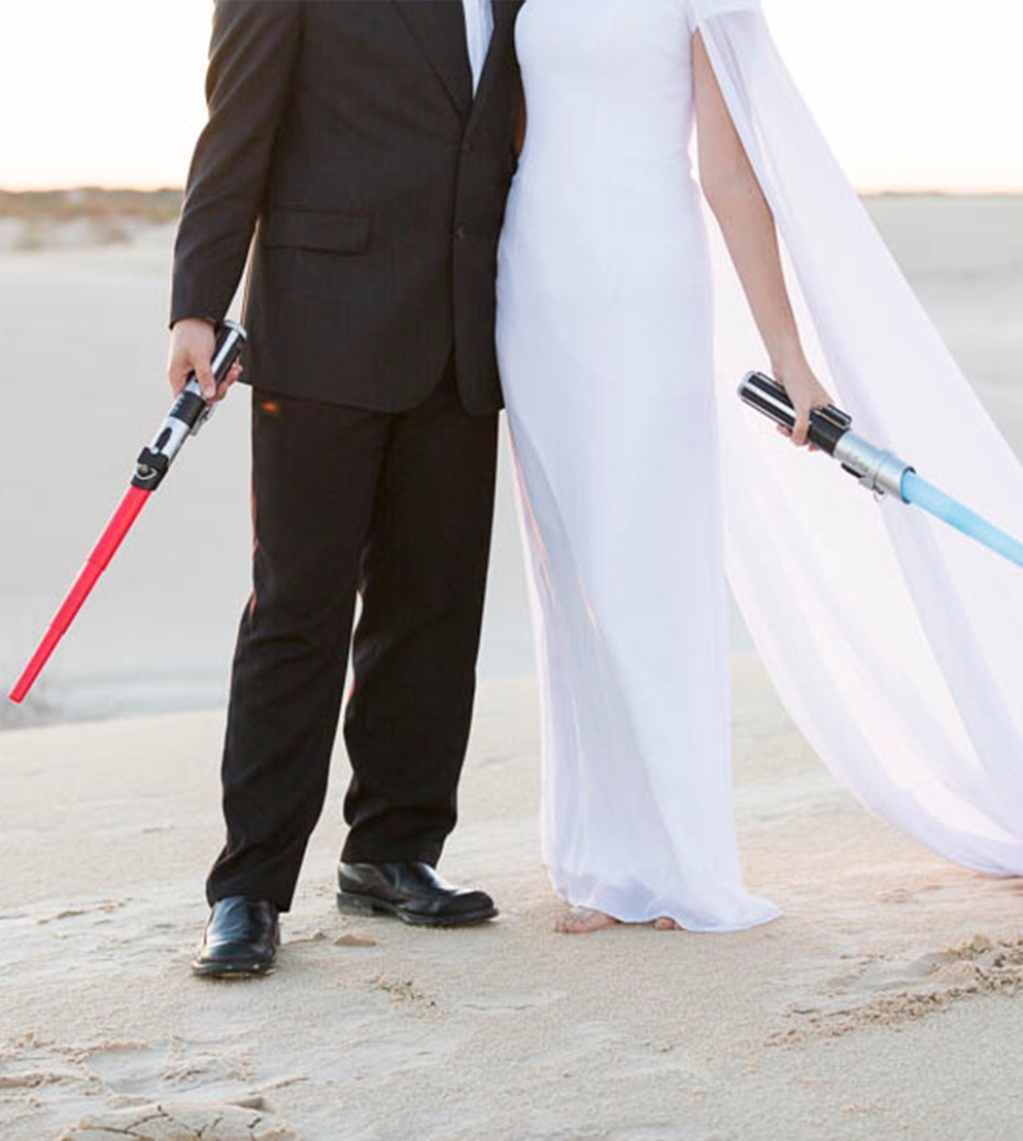 what happens when two Jedi fall in love