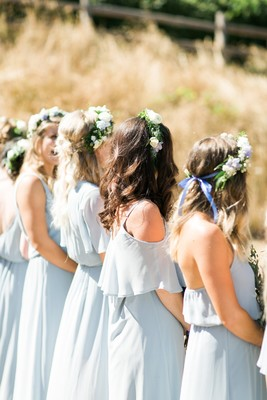 How to Style a Whimsical Preppy Outdoor Wedding