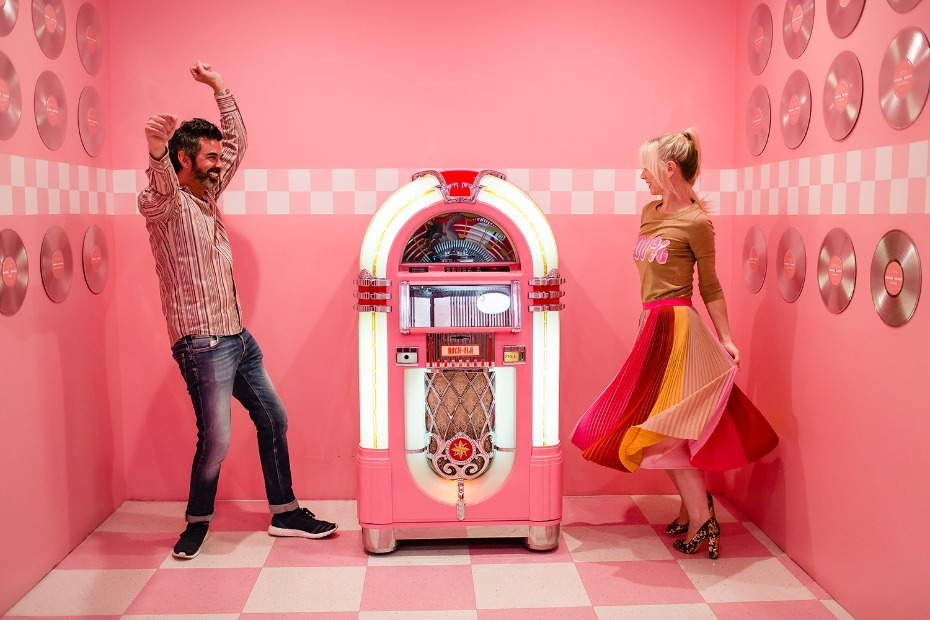 The Museum of Ice Cream anniversary shoot