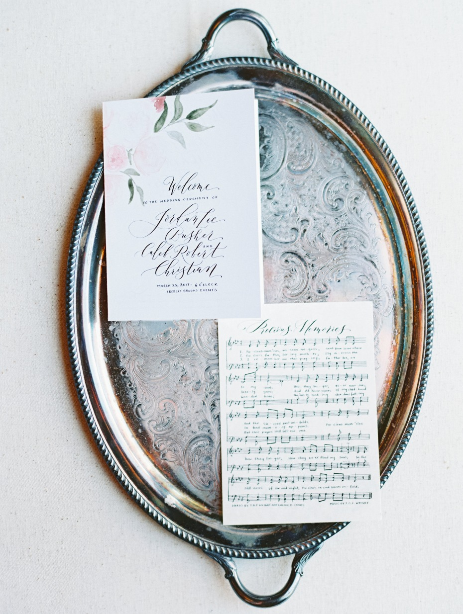 classical sheet music inspired wedding invitations