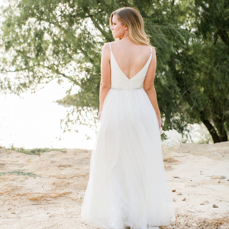 Rehearsal dinner, showers, & even your wedding day, we have styles for every bride on each & every big day.👰