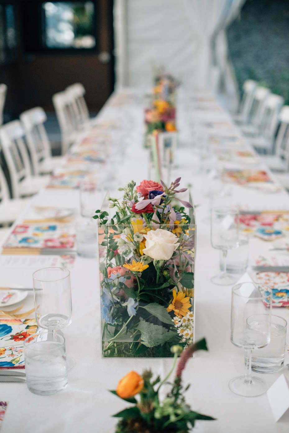 If You Love Flowers this Modern Secret Garden Wedding is for You