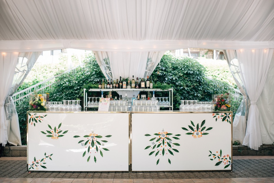 Wedding bar idea