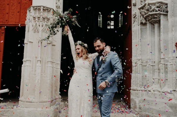 20 Epic Wedding Photos of 2017