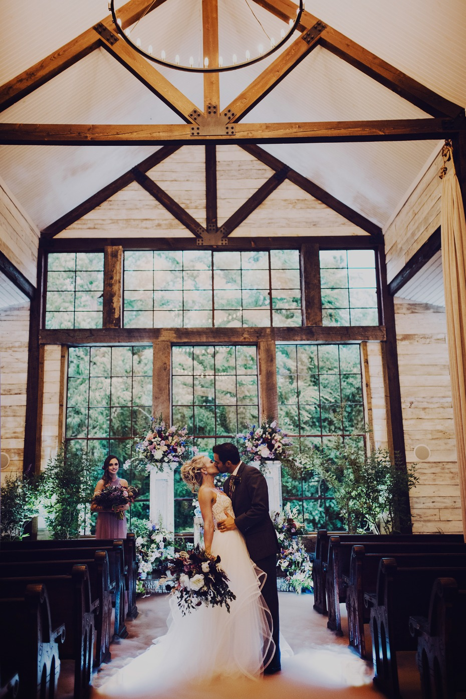 Have a fog machine for your ceremony