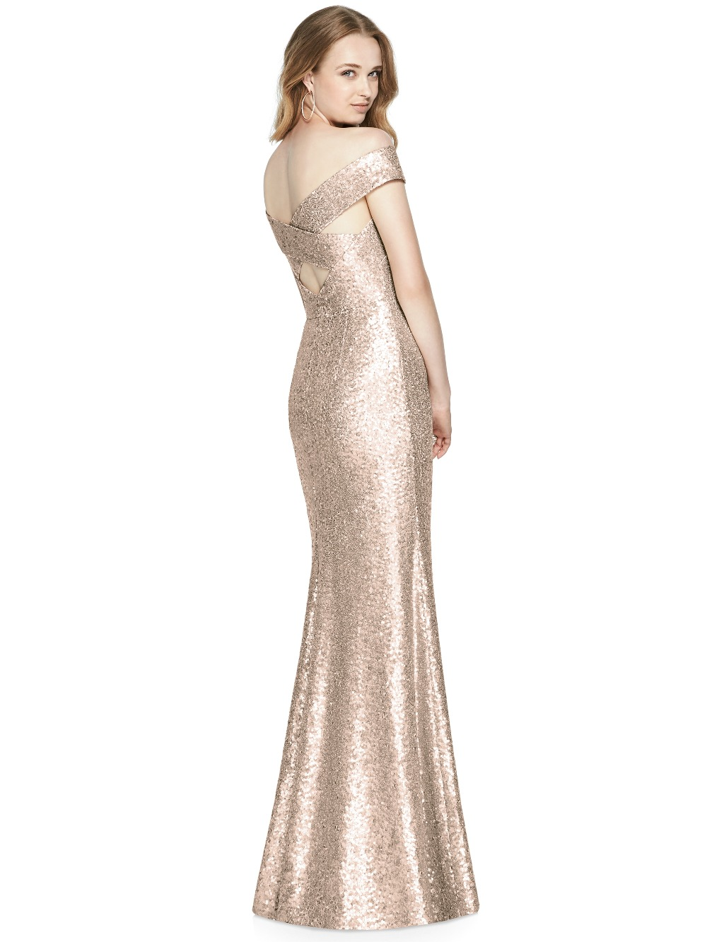 Trending - Sequin Bridesmaid Dresses By Dessy