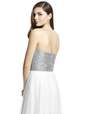 Sequin Bridesmaid Dresses By Dessy