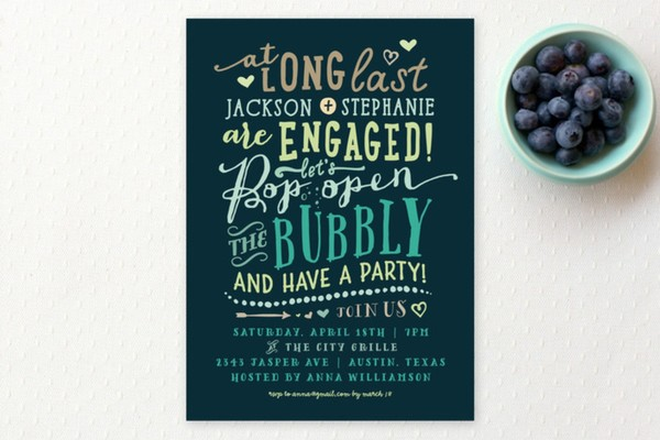 12 E-Party Invites That Just Convinced Us All To Have One